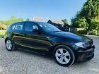 LARGER PHOTOS: BMW 1 SERISE 2.0 118D SE 5DR - AUTOMATIC - HPI - SPARE KEY - FULL LEATHER