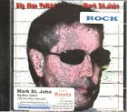 Mark St. John * Big Man Talkin' CD Excellent with promo stickers on CD case