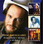 Merle Haggard-The Epic Collection/Chill Factor/5:01 Blues (UK IMPORT) CD NEW