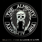 The Almighty-Blood, Fire & Love & Live (UK IMPORT) CD NEW