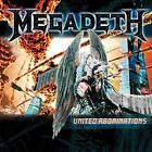 MEGADETH-UNITED ABOMINATIONS (2019 REMASTER) (RMST) (UK IMPORT) CD NEW