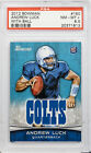Top 10 Andrew Luck Rookie Cards 26