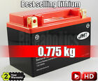 JMT Lithium Motorcycle Battery YTX9 - Kreidler Mustang 250  - 2004 - 2008