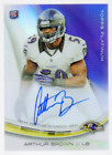 2013 Topps Platinum Football Rookie Autographs Short Prints and Guide 64