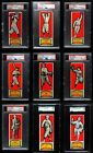 1951 Topps Connie Mack's All-Stars Baseball Cards 9
