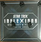 2019 Rittenhouse Star Trek Inflexions Factory Sealed Trading Card Box w 3 Autos