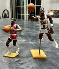 1992 Starting Lineup Lot Of 2 Scottie Pippen Figures - USA Dream Team, Bulls