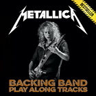 METALLICA STYLE MP3 ROCK GUITAR BACKING TRACK COLLECTION INCLUDES FREE UPDATES