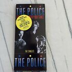 The Police Greatest Hits Roxanne RARE LONGBOX BOX ONLY NO CD