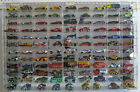108 Hot Wheels 164 Scale Diecast Display Case UV Protection Acrylic AHW64 108
