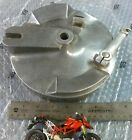 Ducati Single Scrambler 350 175 250 450 Bevel WIDE CASE FRONT Brake Plate DRUM