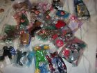 17 HAPPY MEAL TOYS 3 BURGER KING BEAUTY BEAST HOT WHEELS BEANIES 1999 2000 2002