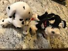 TY PRETZELS the DOG BEANIE BABY- MINT TAGS & Rescue Dalmation