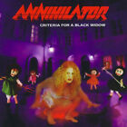 Annihilator - Criteria For A Black Widow ( AUDIO CD in JEWEL CASE )