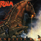 Realm - Endless War ( AUDIO CD in JEWEL CASE )