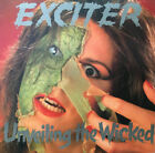 Exciter - Unveiling The Wicked ( AUDIO CD in JEWEL CASE )