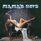 Mama's Boys - Power And Passion ( AUDIO CD in JEWEL CASE )