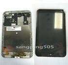Touch Screen Digitizer LCD Display Assembly+Frame Toshiba WT8-AT01G WT8-AT02G