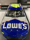 48 Jimmie Johnson 2018 Lowes Finale Camaro AUTOGRAPHED