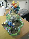 Collectible Vintage Winnie The Pooh And Friends Water Fountain in box