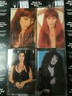 Cher x 4 Save Up All Your Tears Love Hurts Heart of Stone tested cassette tapes