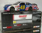 2002 Jimmie Johnson 48 LOWES POWER OF PRIDE ROOKIE Team Caliber Preferred car