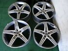 MERCEDES BENZ S63 S65 AMG OEM FACTORY 20 WHEELS RIMS STAGGERED GREAT CONDITION