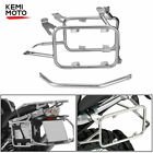 Pannier Rack Side Luggage Carrier for BMW R1200GS LC ADV 2013-2018 R1250GS 18-19
