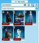 2014 Topps Frozen Trading Cards 12
