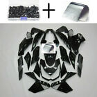 Fairing Kit For Kawasaki Z1000 2010-2013 ABS Plastic Injection Mold Black +Bolts