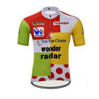 WONDER RADAR LA VIE CLAIRE Cycling Jersey MTB Cycling Jersey Short Sleeve