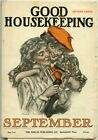 MAUD Improved Victor I PHONOGRAPH TOUSEY Good Housekeeping September 1908