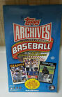 2012 Topps Archives Baseball Hobby Box Harper SP RC?