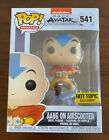 AANG ON AIRSCOOTER FUNKO POP! #541 HOT TOPIC EXCLUSIVE Avatar The Last Airbender