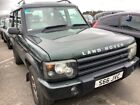LARGER PHOTOS: 02 LAND ROVER LAND ROVER DISCOVERY 2 GS TD5  TRADE ONLY, 7 SEATS, CLIMATE CAT B