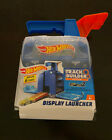 NEW 4 Pack Hot Wheels Track Builder Display Launcher with 2 Vehicles