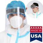 Made in USAFace Shield Flip up to Open Reusable Washable Full Face Mask Cover