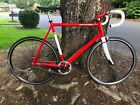 Cannondale 2008 Beautiful Capo Single Speed Track Bike Volvo Saeco SS 58c