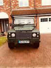 LARGER PHOTOS: Landrover Defender 90 300 tdi Pickup Galvanised Chassis 1997