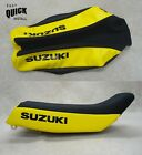 SUZUKI  RM80  1986 - 1999  new gripper top SEAT COVER quick install