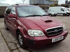 LARGER PHOTOS: KIA SEDONA LE 2.9 SPARES OR REPAIRS DOES DRIVE FINE