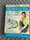 Weight Watchers Walking Kit DVD + CD walk at home indoors  outdoors