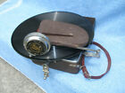 Mikky Phone Compact Style Wind Up Phonograph Plays 78 RPM Records Circa 1930s