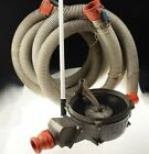 Edson Emergency Diaphragm Pump 2 Output Aluminum Hand Operated SailBoat 18 GPM