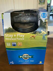 PetSafe Stay and Play Wireless Dog Fence To 3 4 Acre PIF00 12917  NO COLLAR