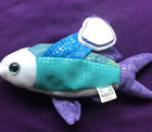 TY Beanie Baby PROPELLER the Fish 8.5 inch Stuffed Animal Toy Retired Plush
