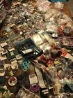 Huge Jewelry Making Beads Lot Czech Glass Stones Findings  More 23 Pounds