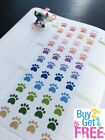 S174 Animals Pet Paw Grooming Appointment Planner Stickers Erin Condren