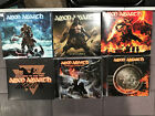 AMON AMARTH LOT OF 19 CD/DVD Complete Discography Rare Edition Free Shipping