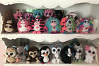 Ty Beanie Boos LOT OF 20 Paddles, Swoops, Tracey, Love Jungle, Glamour, Muffin..